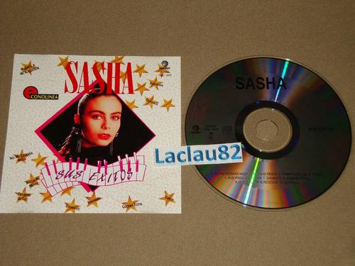 sasha sokol sus exitos 1996 melody cd