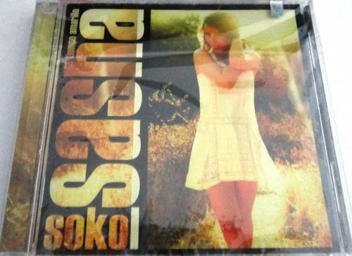 sasha sokol - tiempo amarillo nuevo cerrado