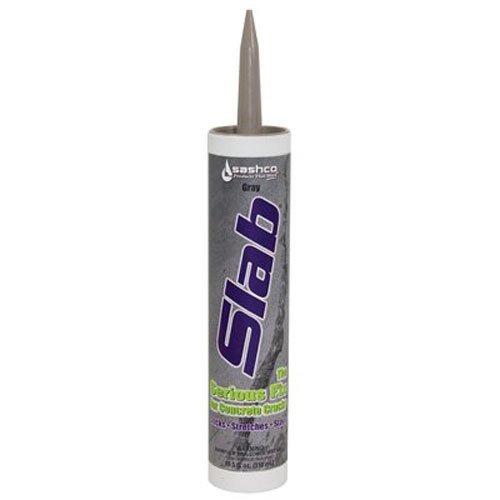 sashco inc 16210 10.5oz slab sellador para reparación de gr