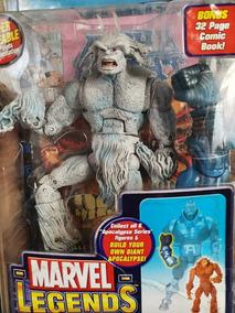 Marvel Legends Apocalypse Apocalipsis en Mercado Libre México