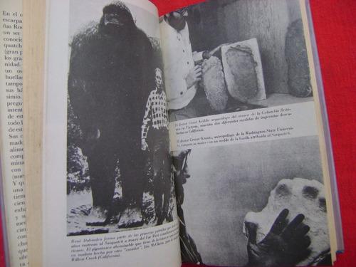 sasquatch. enigma antropológico - renzo cantagalli