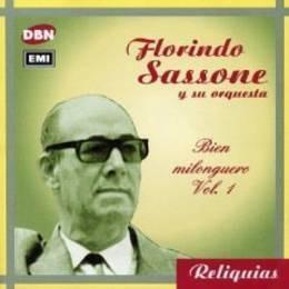sassone florindo bien milonguero vol.1 cd nuevo