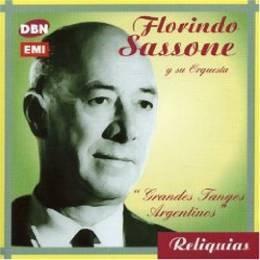 sassone florindo grandes tangos argentinos cd nuevo
