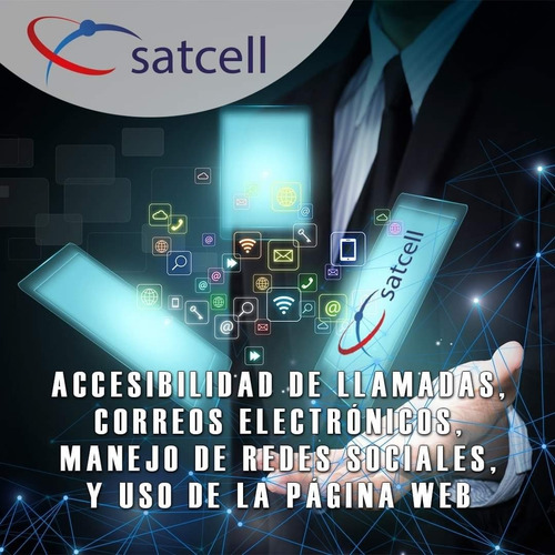 satcell call center cloud crm vps win linux teletrabajo voip