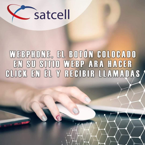 satcell call center pbx cloud crm llamadas internacionales