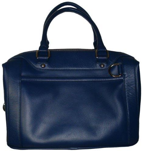 satchel estilo bolso rebecca minkoff de la mujer, multi púr