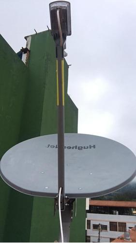 satelital internet + llamadas voip +primer mes gratis