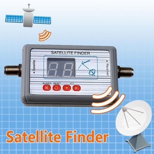 satélite localizador cabo