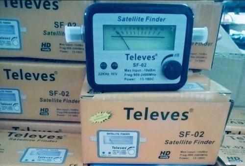 satfinder buscador de señal de satélite orientador de antena