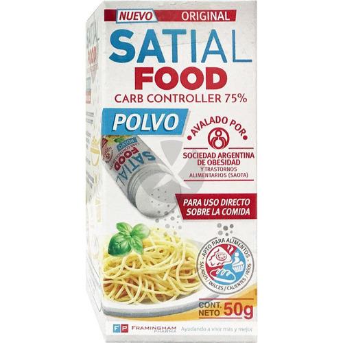 satial food carb controller 75%  polvo. el mejor precio!