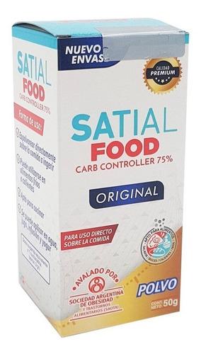 satial food polvo 50g bloquea carbohidratos