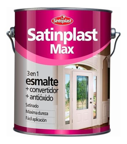 satinplast max satinado tint color a eleccion x 1lts