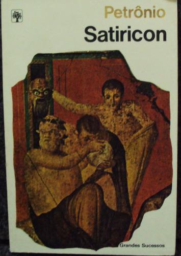 satiricon petrônio frete grátis