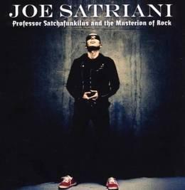satriani joe professor satchafunkilus and the muste cd nuevo