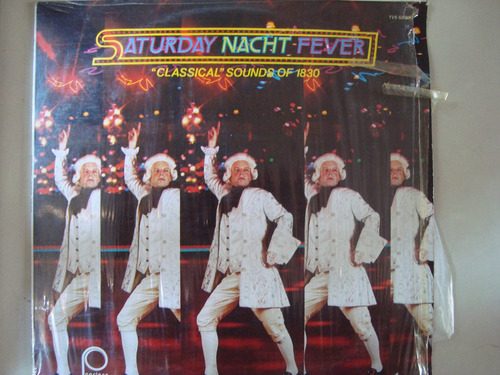 saturday nacht fever lp peerles classical sounds of 1830