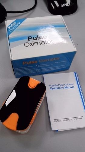 saturometro+toma presión+termometro+pilas+entrega