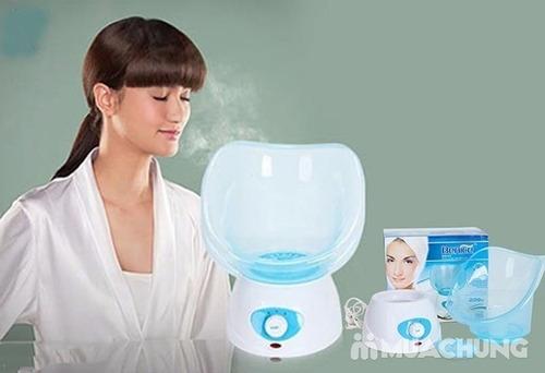 sauna facial vaporizador elimina puntos negros e impurezas