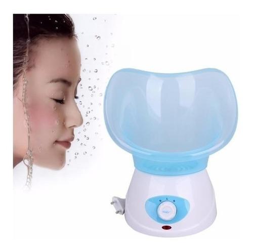 sauna facial vaporizador limpiador de poros