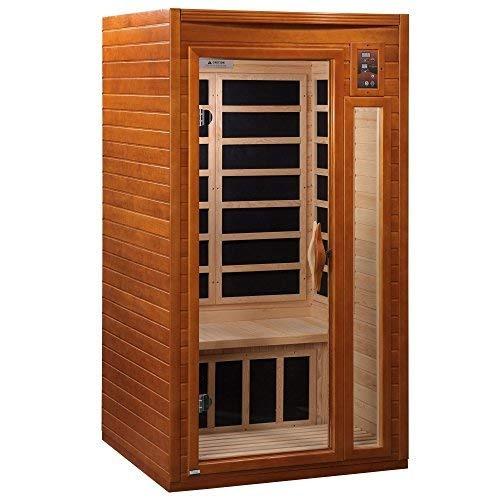 sauna infrarrojo ultima tecnología  con bluetooth