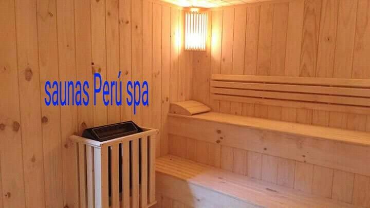 Sauna seco s en mercado libre - Construccion de saunas ...