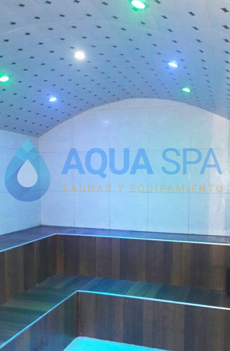 sauna seco fabricación y equipamiento a todo nivel nacional