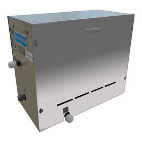 Sauna Steam Inox 12 Kw P/ Até 18m³ 220w Tri - Sodramar