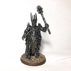 Sauron Miniatura Señor De Los Anillos