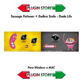 Sausage Fattener + Endless Smile - Dada Life - Win E Mac