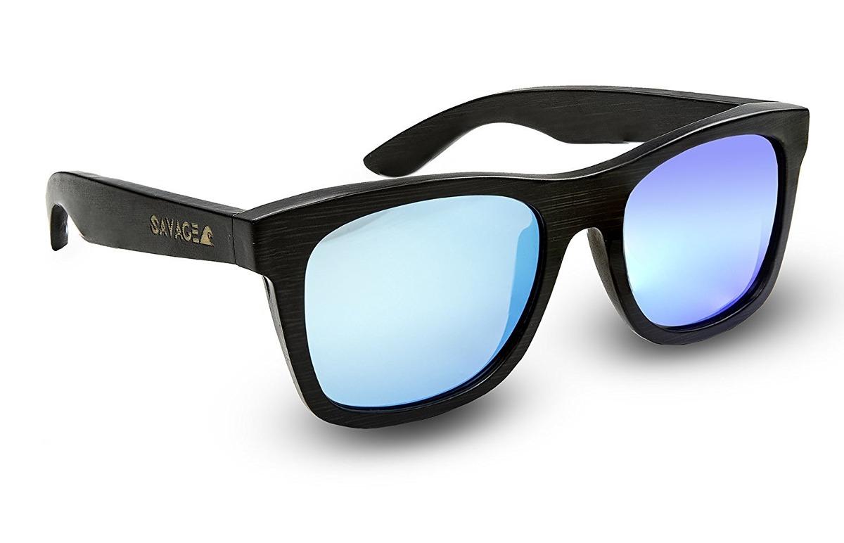 a9492114d4 savage bambú gafas de sol hechas a mano de madera - sombras. Cargando zoom.