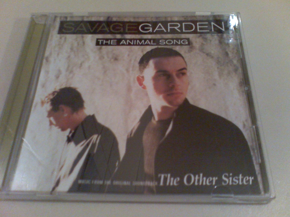 Savage Garden The Animal Song En Mercado Libre