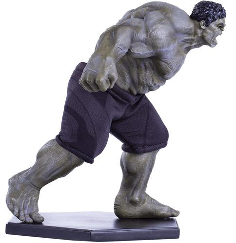 savage hulk 1/10 + blu-ray - iron studios