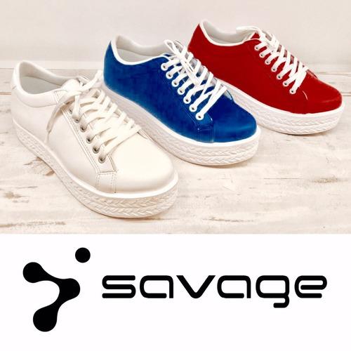 savage zapatos directo de fabrica. lore-250