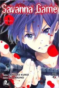 savanna game  -manga -jbc - volumes variados