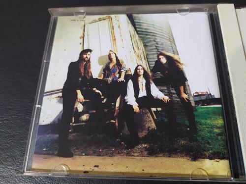 savatage - edge of thorns (cd + 2 bonus made in japan)