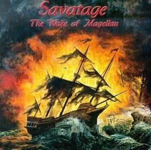 savatage the wake of magellan cd original