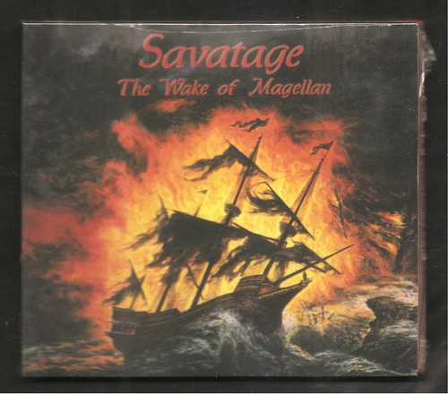 savatage  the wake of magellan (seven witches, helloween)