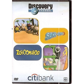 Save-ums / Zoboomafoo (discovery Channel)