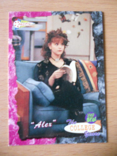 saved by the bell alex card 3