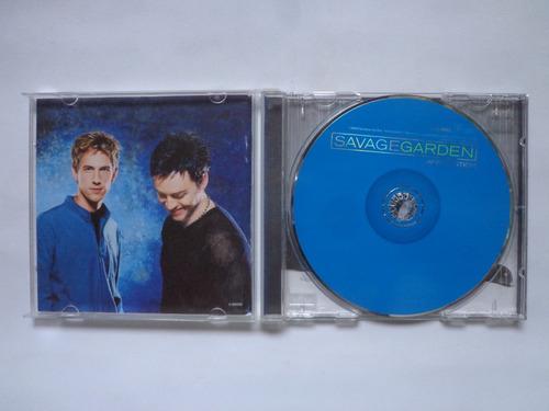 savege garden - affirmation (cd)