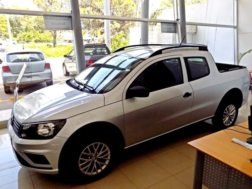 saveiro cabina doble 0km volkswagen 2020 pack high vw 0km x1