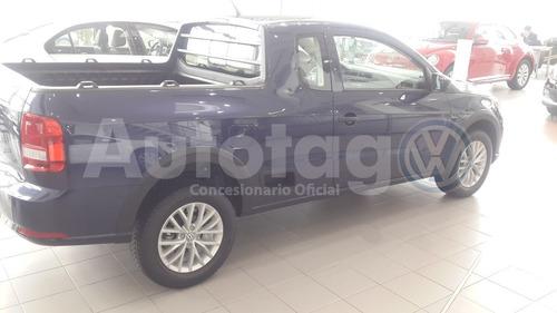 saveiro cabina ext. + pack high my18 financio 70% #a3