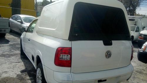 saveiro camioneta pick-up volkswagen 1.6 highline mt 2011