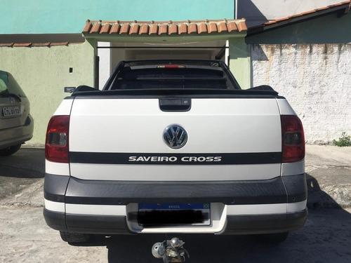 saveiro cross 1.6 flex cabine estendida 2014