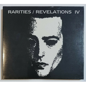 Saviour Machine - Rarities  Revelations Iv Lacrado Importado