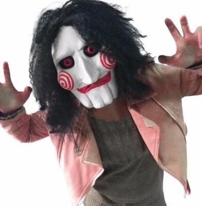 saw el juego del miedo mascara halloween envío gratis