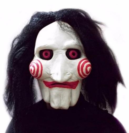 Saw El Juego Del Miedo Mascara Halloween Envo Gratis 15990 en
