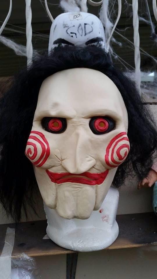 Saw Mascara Juego Macabro Titere Halloween Pelicula 2017 375 00