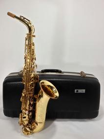 Sax Alto Conn Vintage 1969 Made In Mexico Saxofones