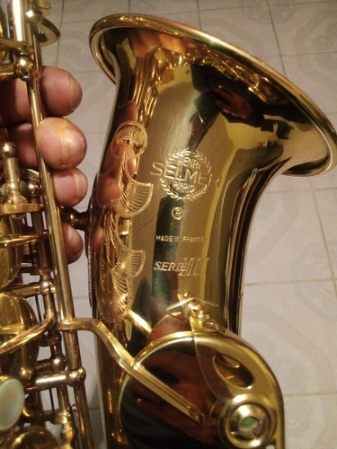 sax alto henri selmer paris made in france