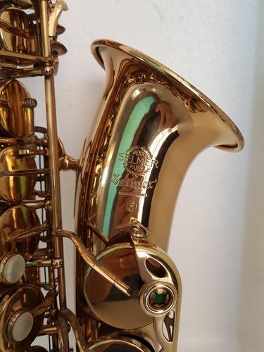 sax alto selmer mark vll, mark7 luxo, 100% original, francês